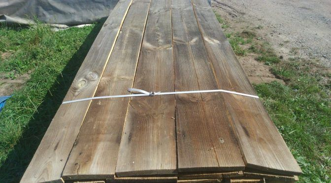 Jak zarobić na drewnie rozbiórkowym?