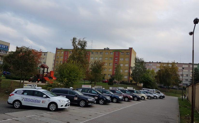 Taxi Brzeg